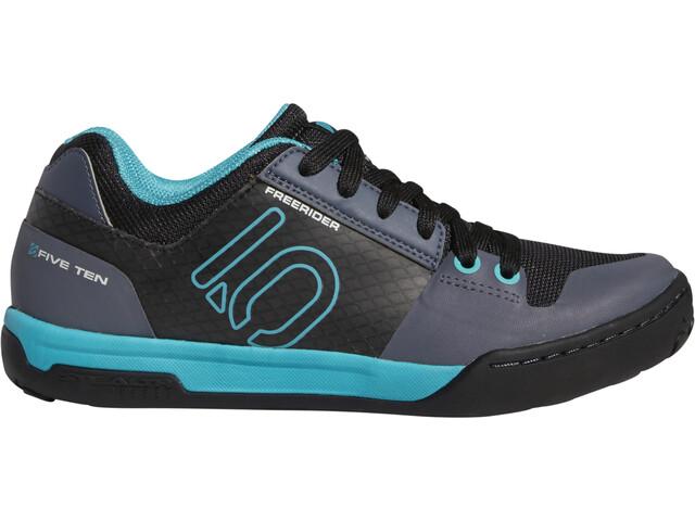 adidas Five Ten Freerider Contact Zapatillas Mujer, onix/carbon/shogrn